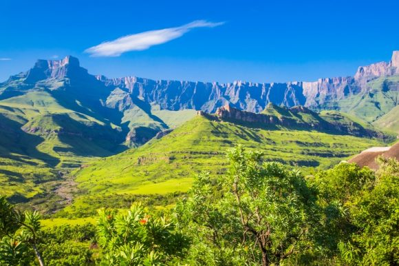 In viaggio tra i Patrimoni UNESCO del Sudafrica