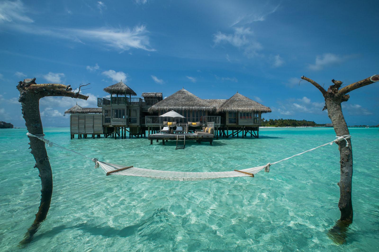Ecoturismo e relax alle Maldive Gili Lankanfushi