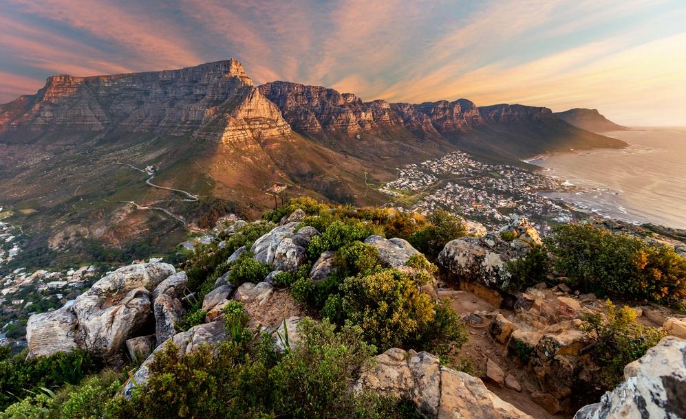regione floristica del Capo Patrimoni UNESCO del Sudafrica