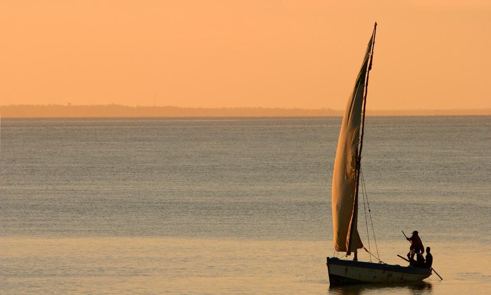 vilanculos mare in mozambico