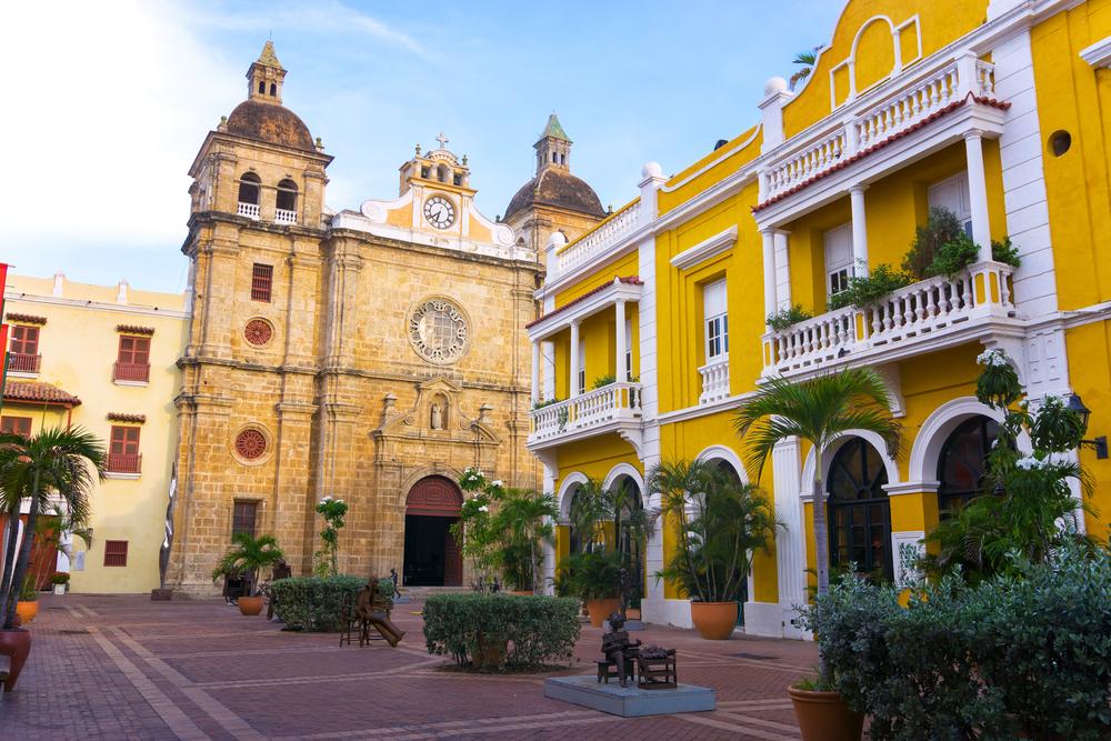 Patrimoni UNESCO della Colombia Cartagena de Indias