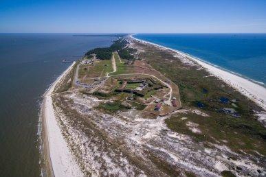 Fortezze americane sul Golfo del Messico