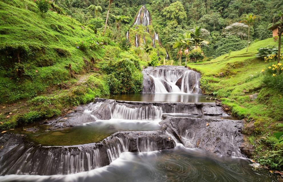 Patimoni UNESCO della Colombia Parco nazionale Los Katíos