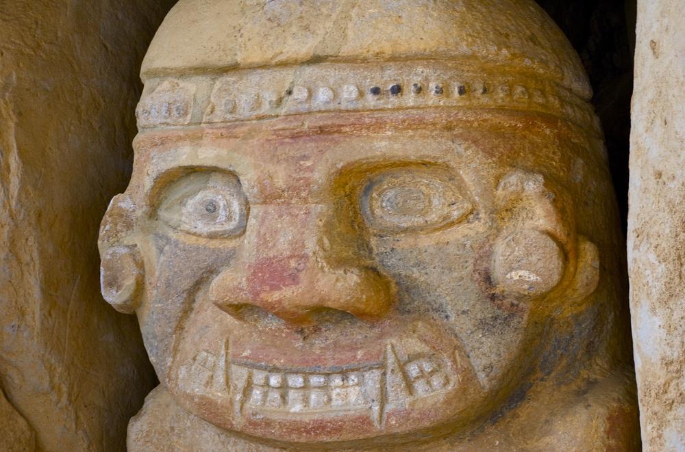 Patrimoni UNESCO della Colombia Sain Augustin Archeological Park 1