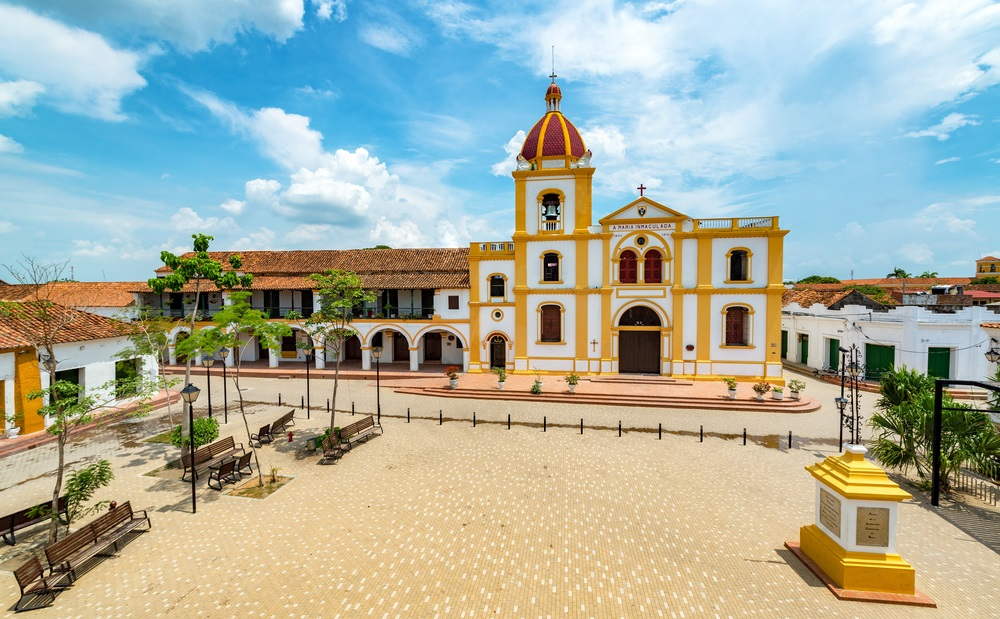 Patrimoni UNESCO della Colombia Santa Cruz de Mompox 2