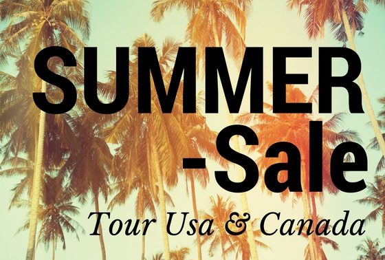 Summer Sale – Tour guidati USA 2017