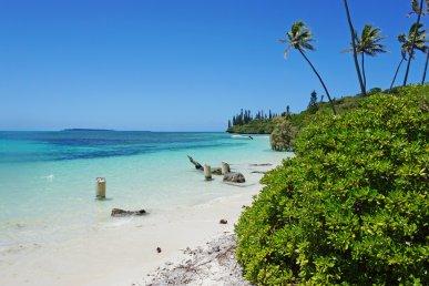 Tour isole della Nuova Caledonia