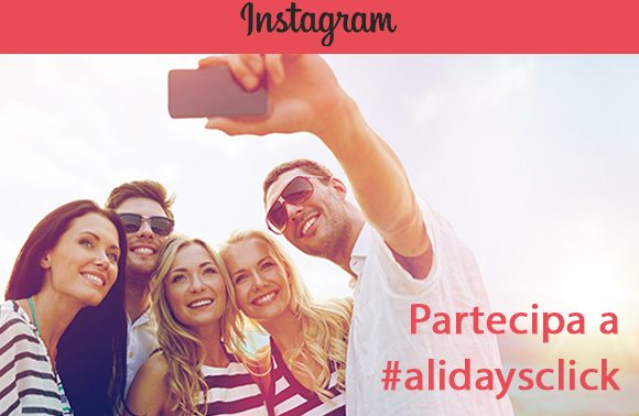 #alidaysclick, il Photo Game di Alidays