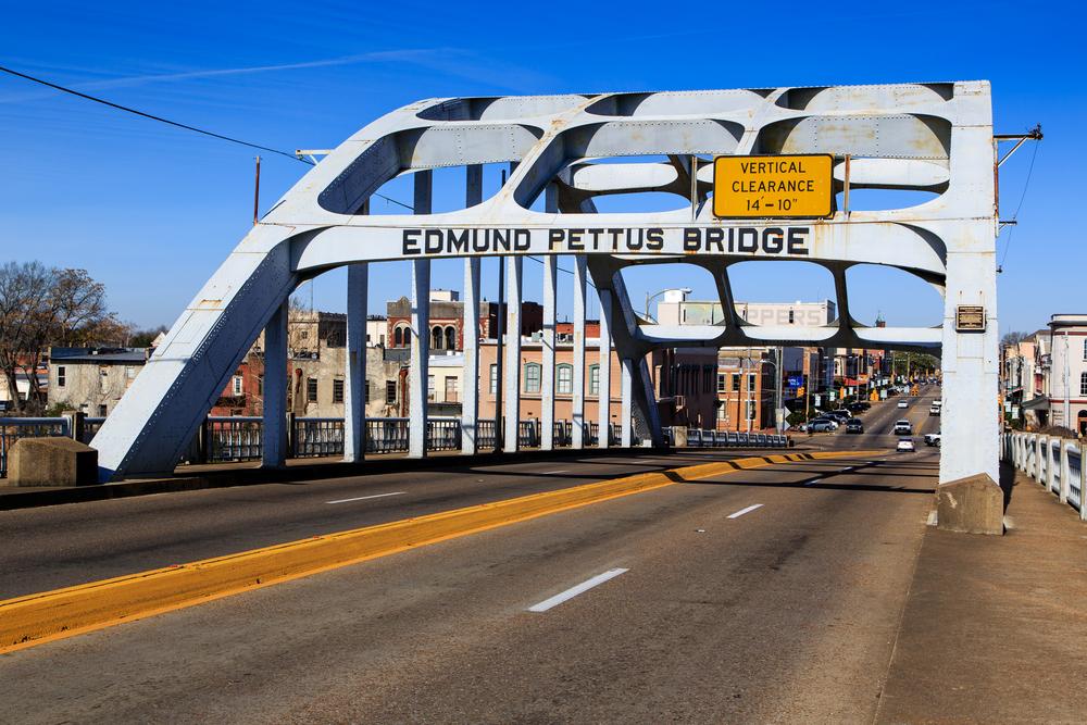 Viaggio negli USA dei diritti civili ponte Selma