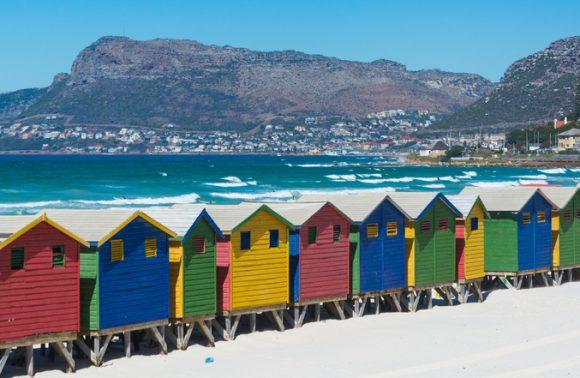 Sudafrica e Cascate Vittoria
