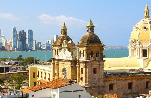 Viaggio a Cartagena de Indias