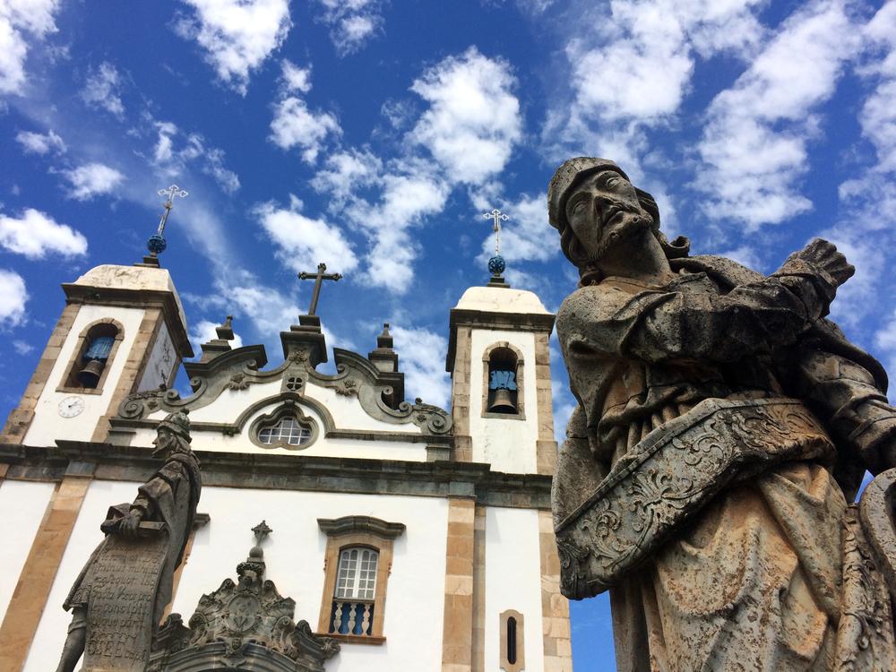 In viaggio nel Minas Gerais
