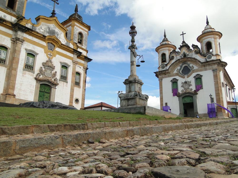 viaggio nel Minas Gerais Mariana