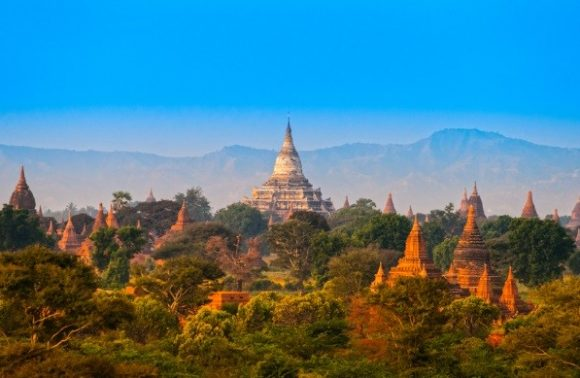 Tour Myanmar Classico e mare