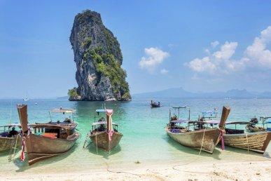 Le dieci migliori spiagge della Thailandia