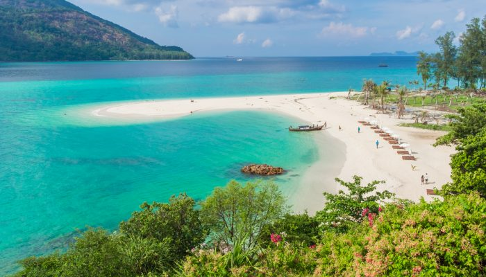 spiagge più belle della thailandia