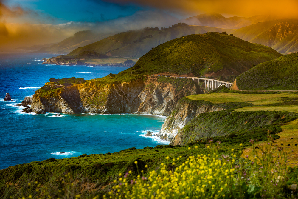 Viaggio in California Big Sur