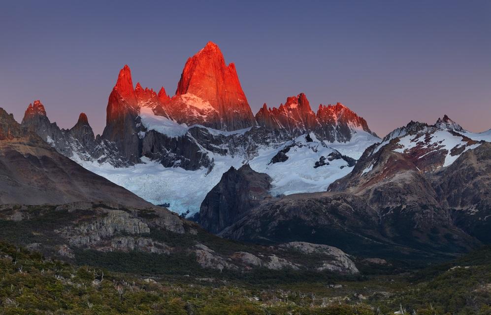 Viaggio tra i Patrimoni UNESCO dell'Argentina Glaciares FitzRoy