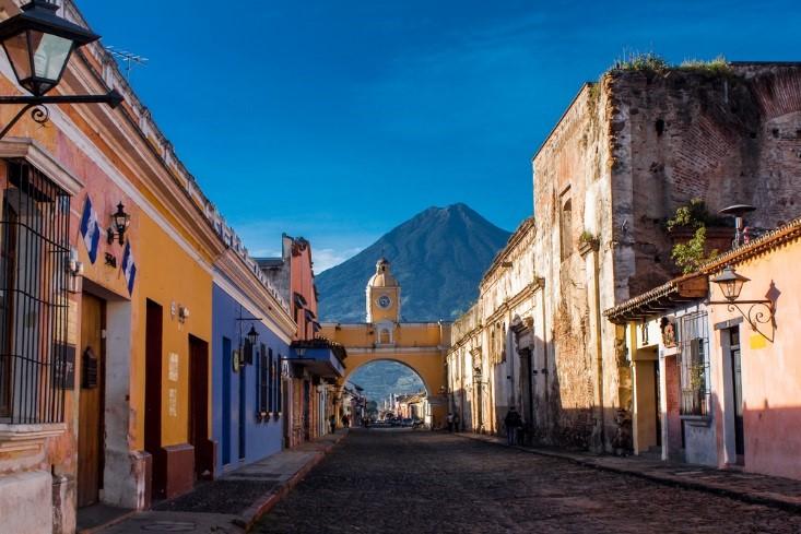 Tour Guatemala e mare Messico