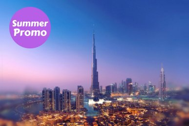 Dubai Summer Promotion