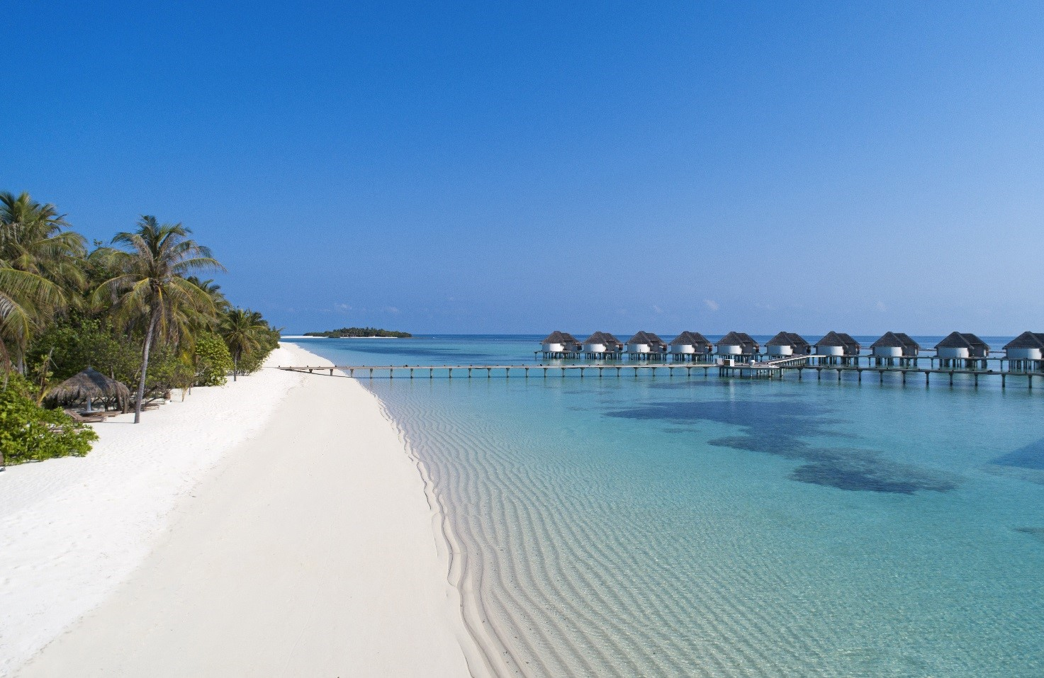 Maldive luxury: Kanuhura Resort