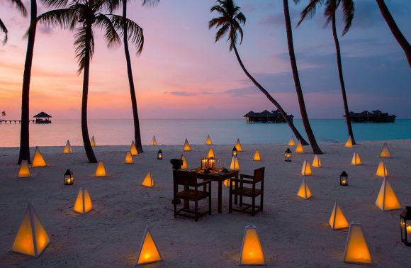 Maldive Romance: Gili Lankanfushi