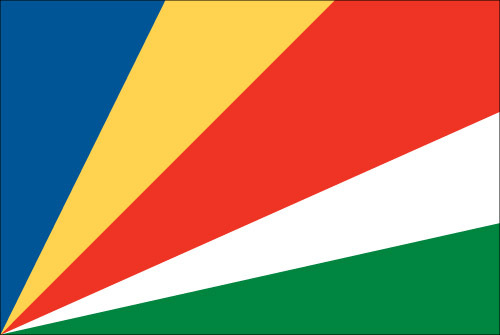 Viaggio Seychelles bandiera