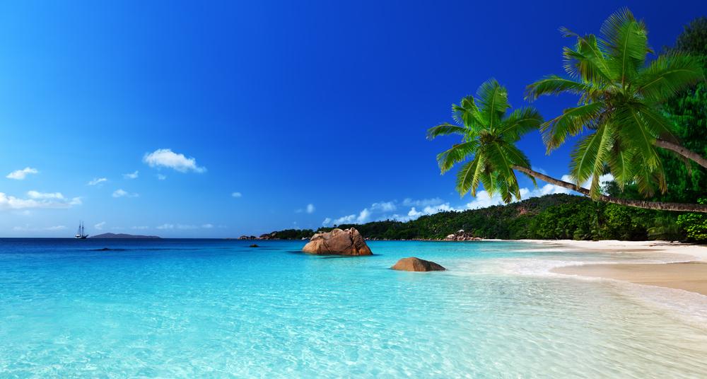 Viaggio Seychelles mare Anse Lazio