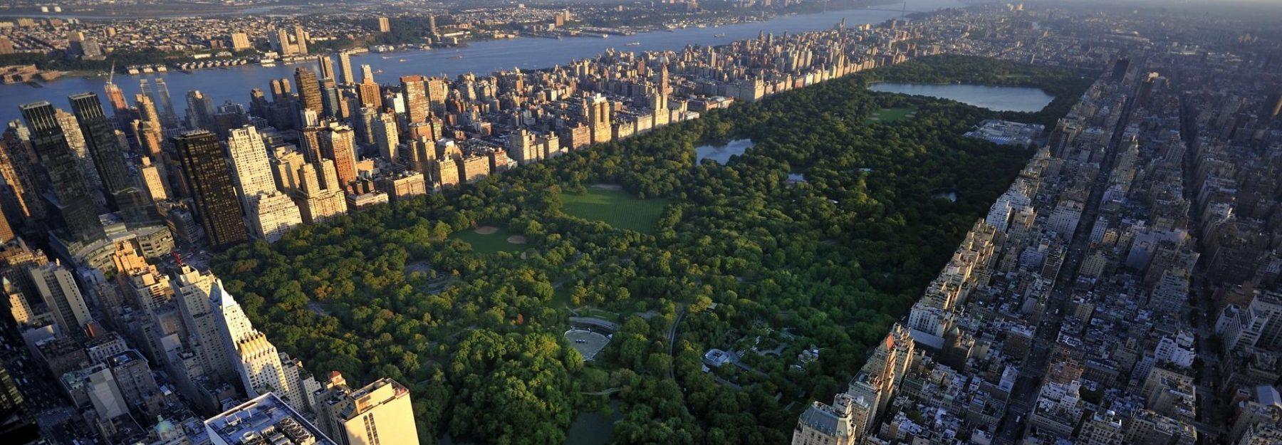 Viaggio a New York Central Park Slider