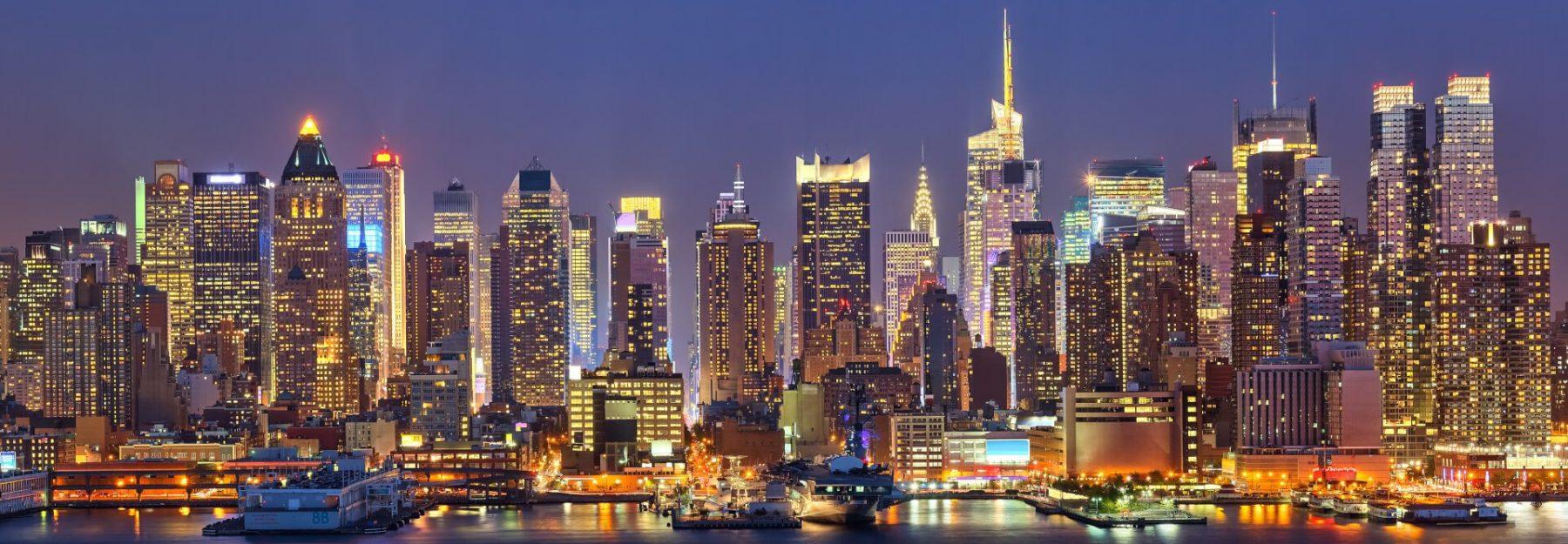 Viaggio a New York Manhattan
