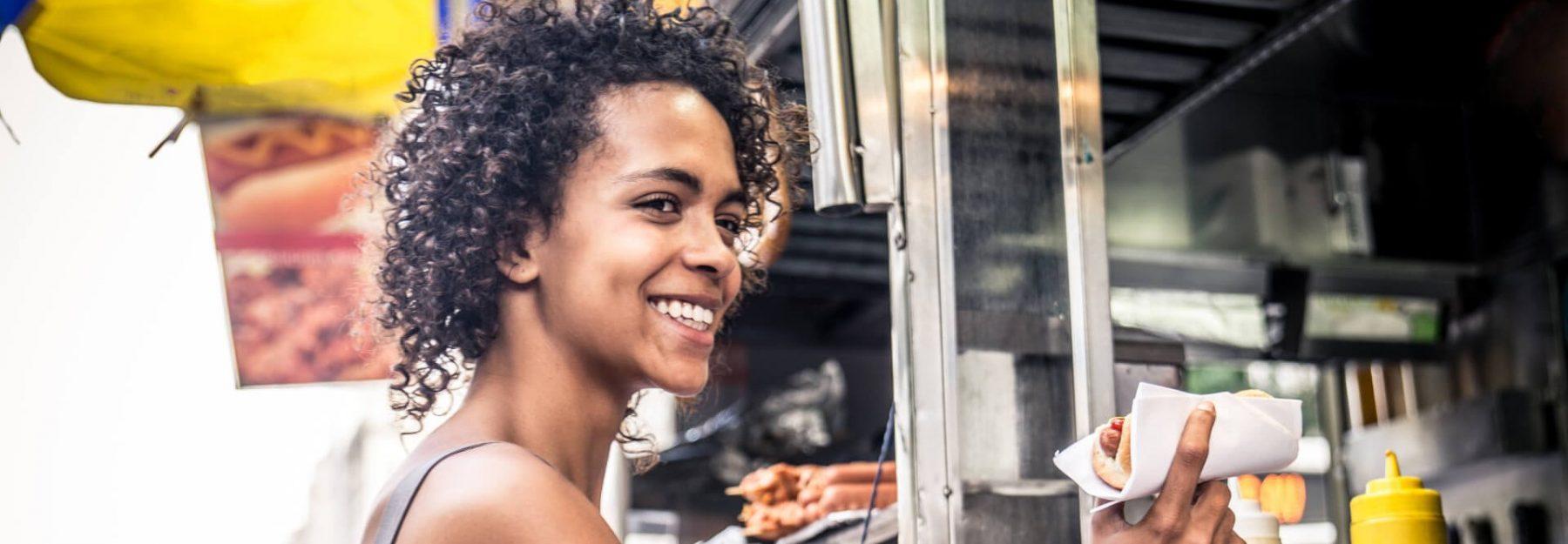 Viaggio a New York Street Food