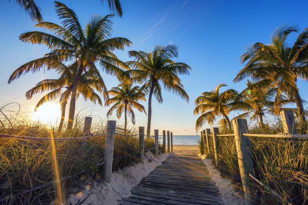 Spiaggia Key West USA