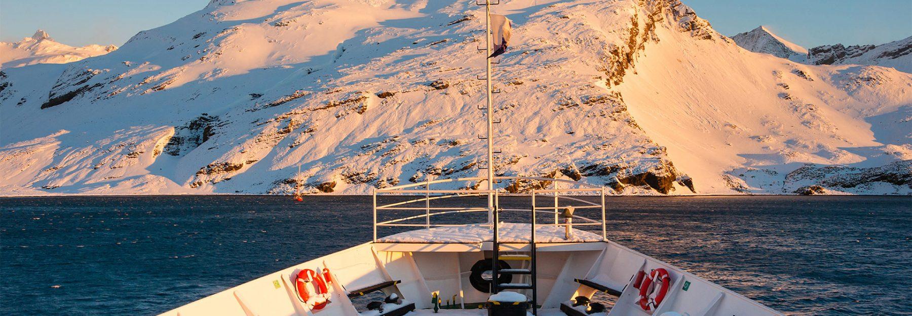 Viaggio in Antartide Crociera