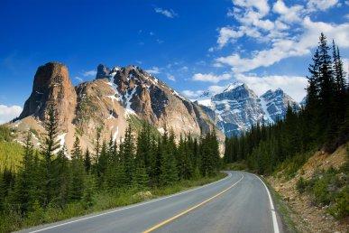 Viaggio di nozze Canada