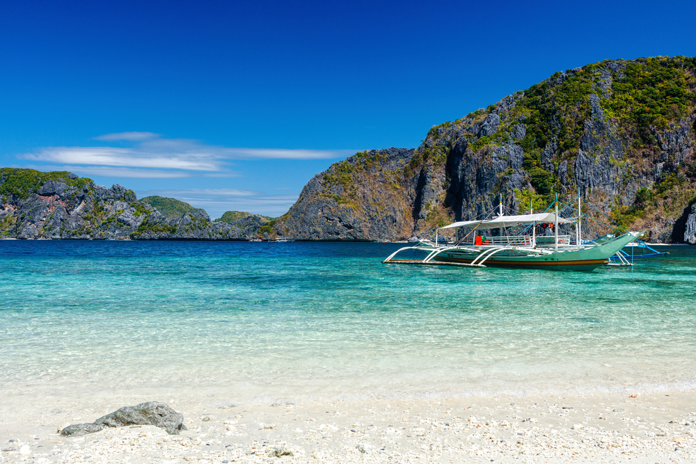 Filippine Palawan El Nido