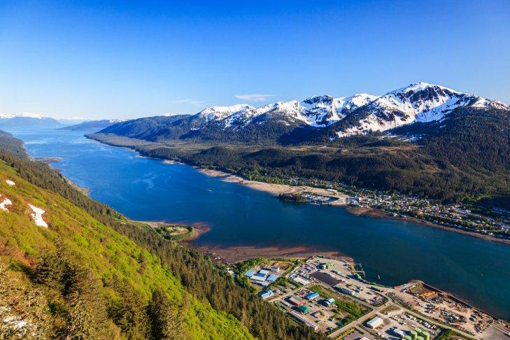 Viaggio di nozze crociera Alaska