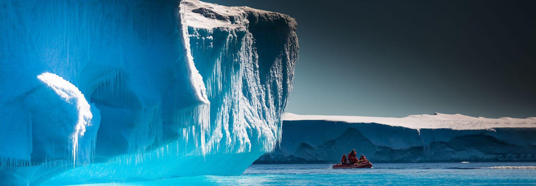 Viaggio in Antartide Kayak