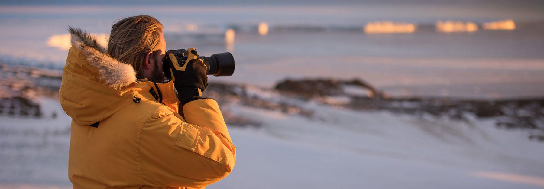Viaggio in Antartide Fotografia