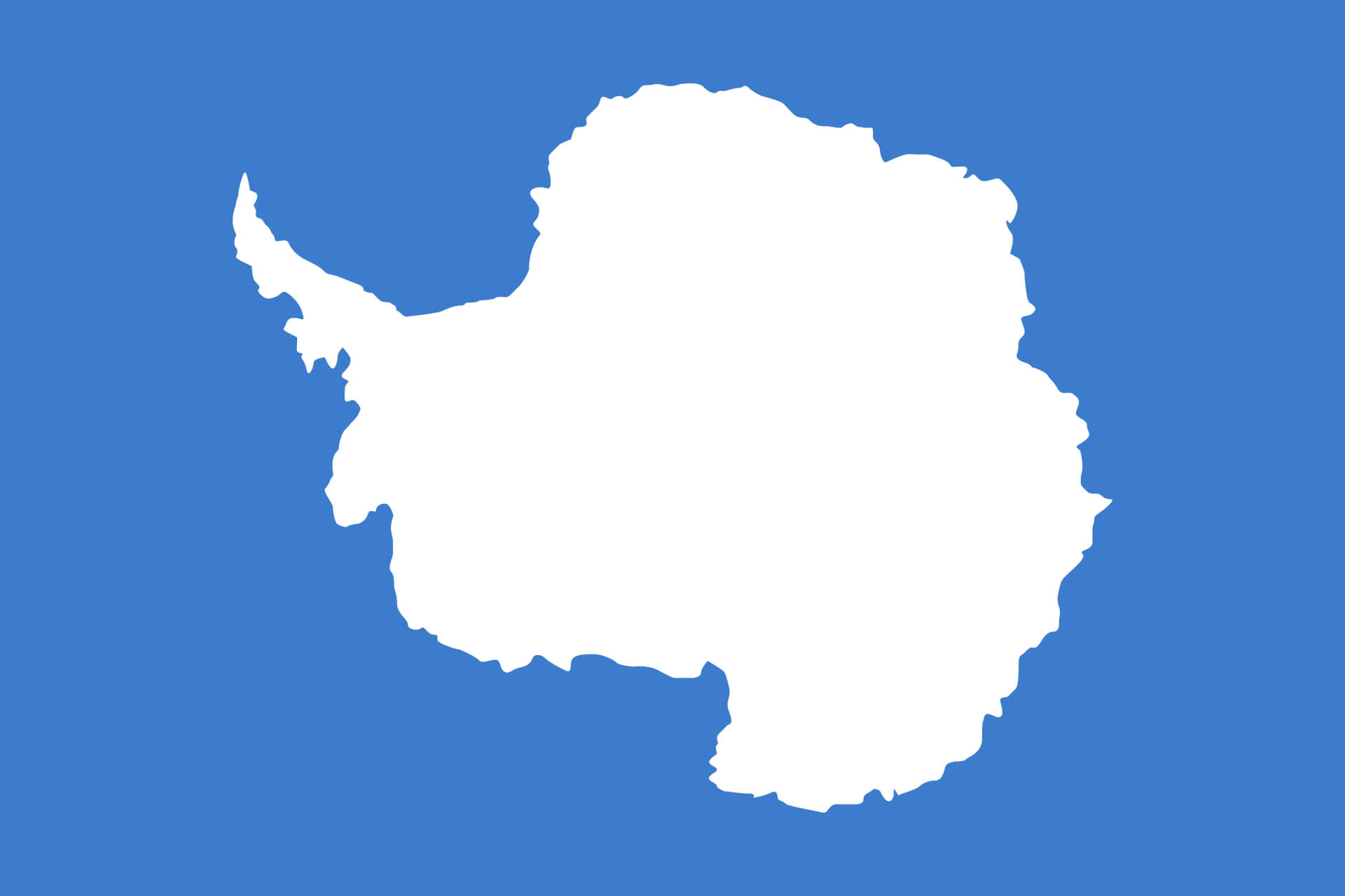 viaggio in Antartide bandiera