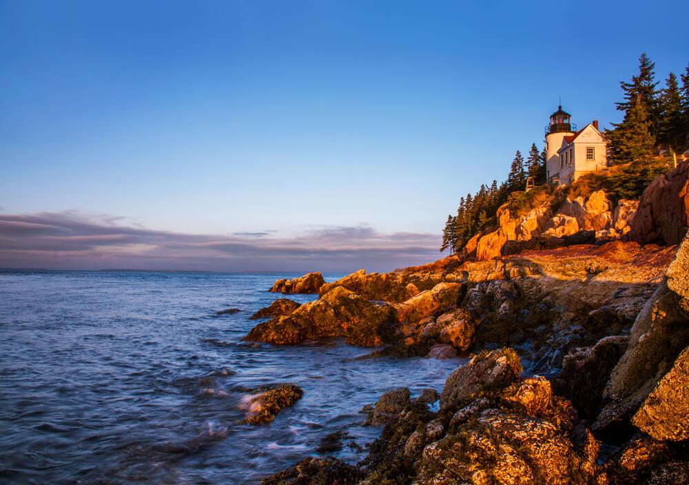 New England Usa