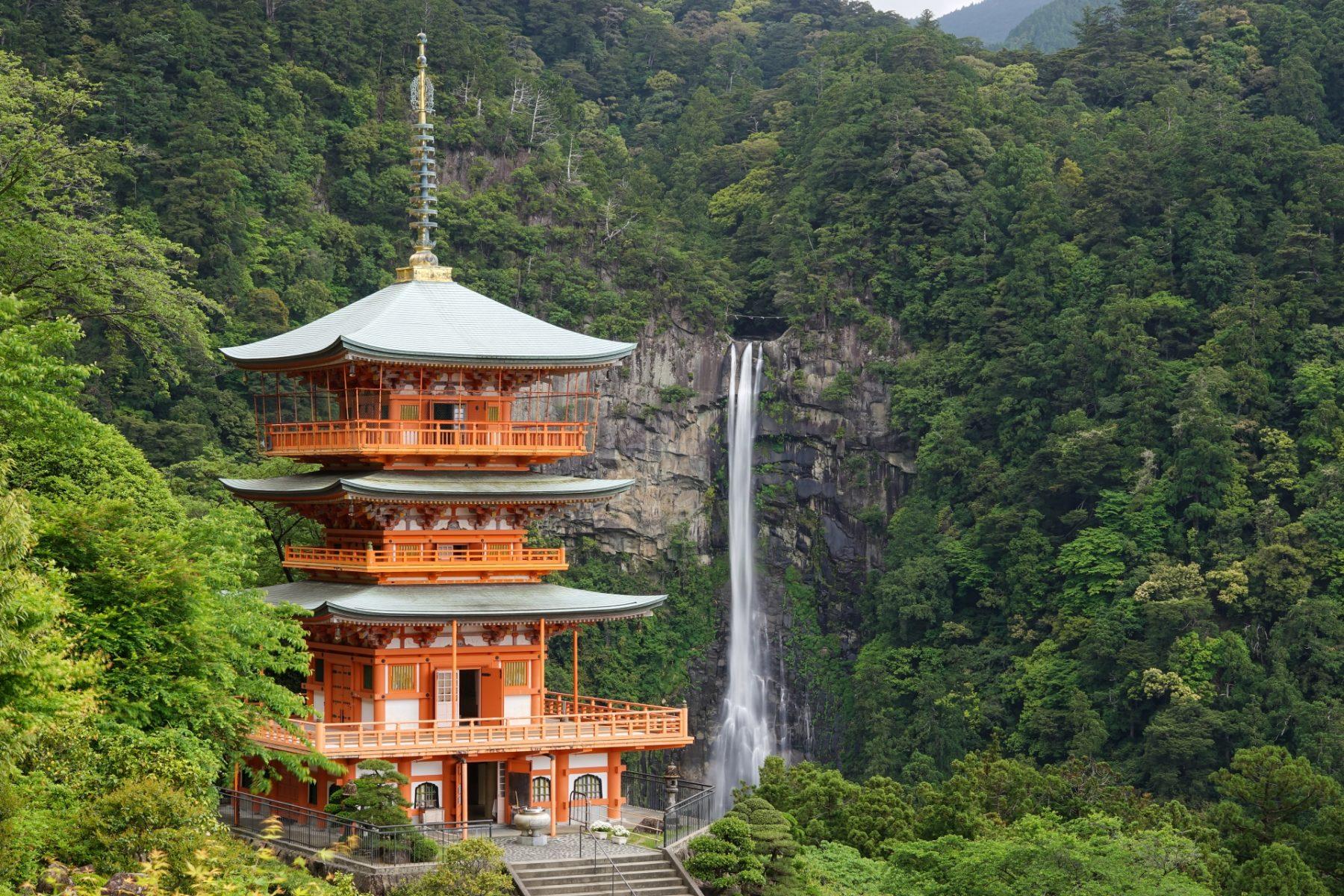 Cammino di Kumano Viaggio in Giappone