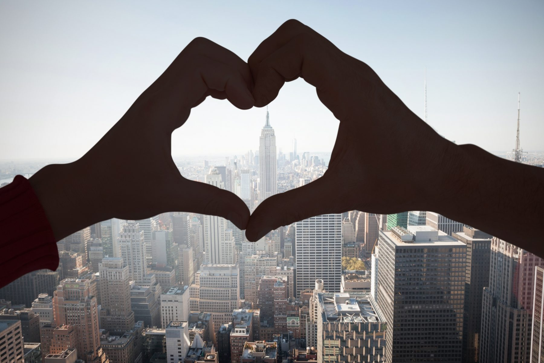 Cosa fare a San Valentino a New York Empire State Building