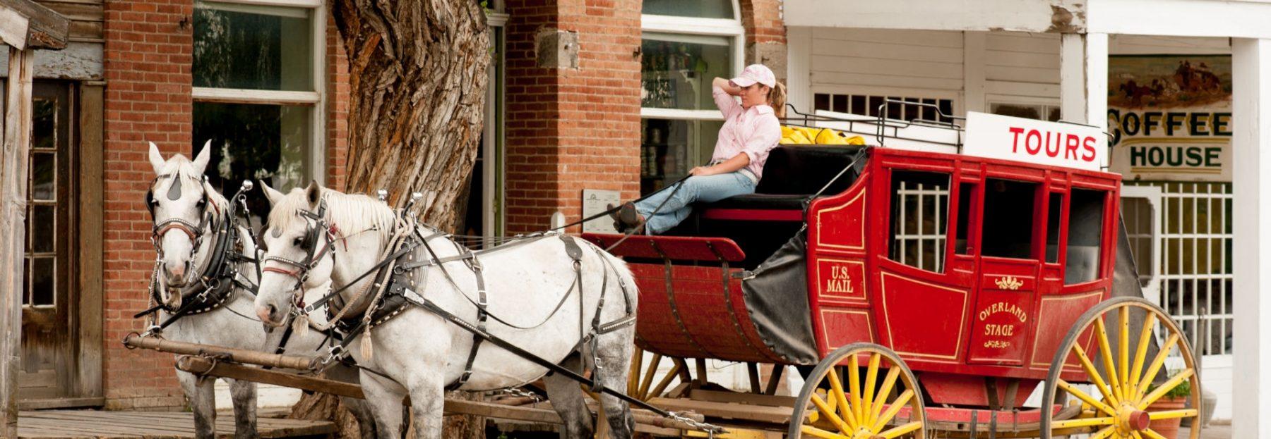 Viaggio nella Real America Virginia City