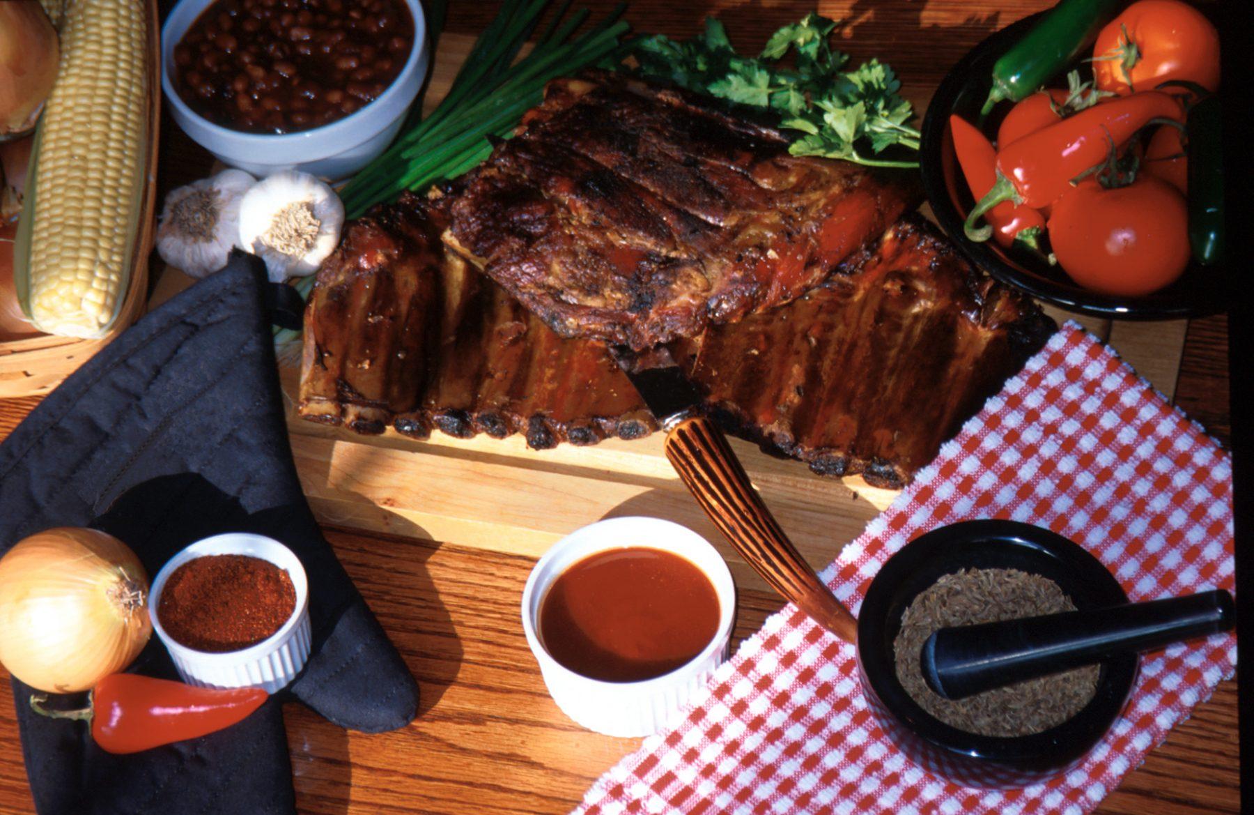 Viaggio nel South USA Kansas City BBQ
