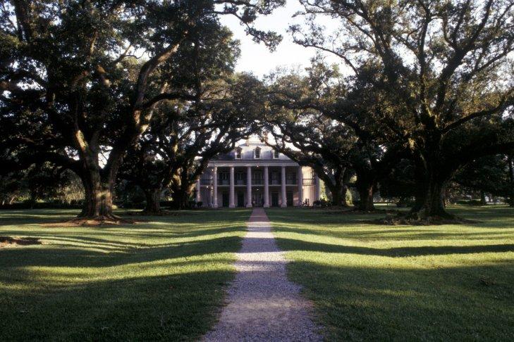 Le piantagioni della Louisiana