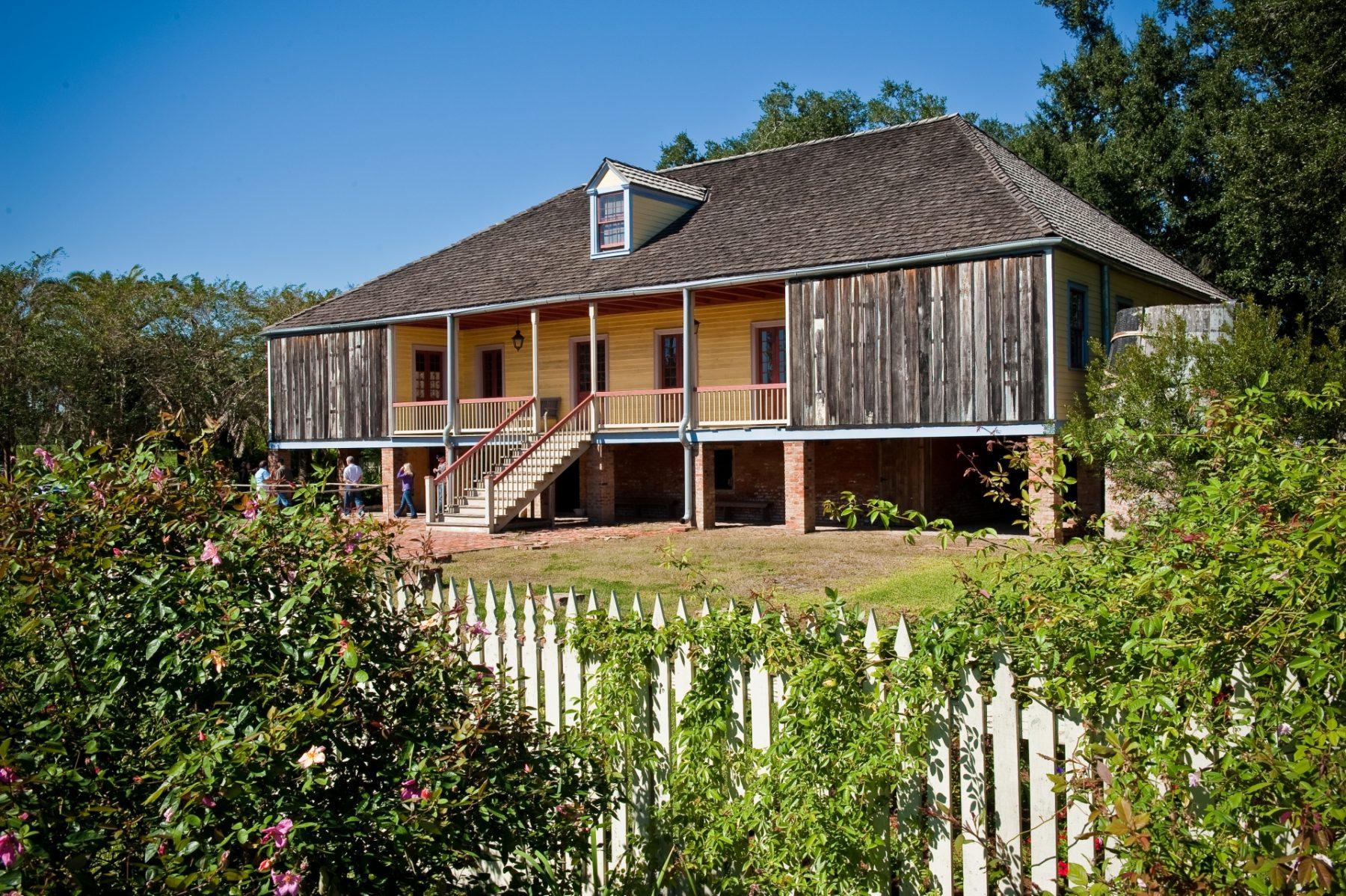 Le piantagioni della Louisiana viaggio Laura Creole Plantation