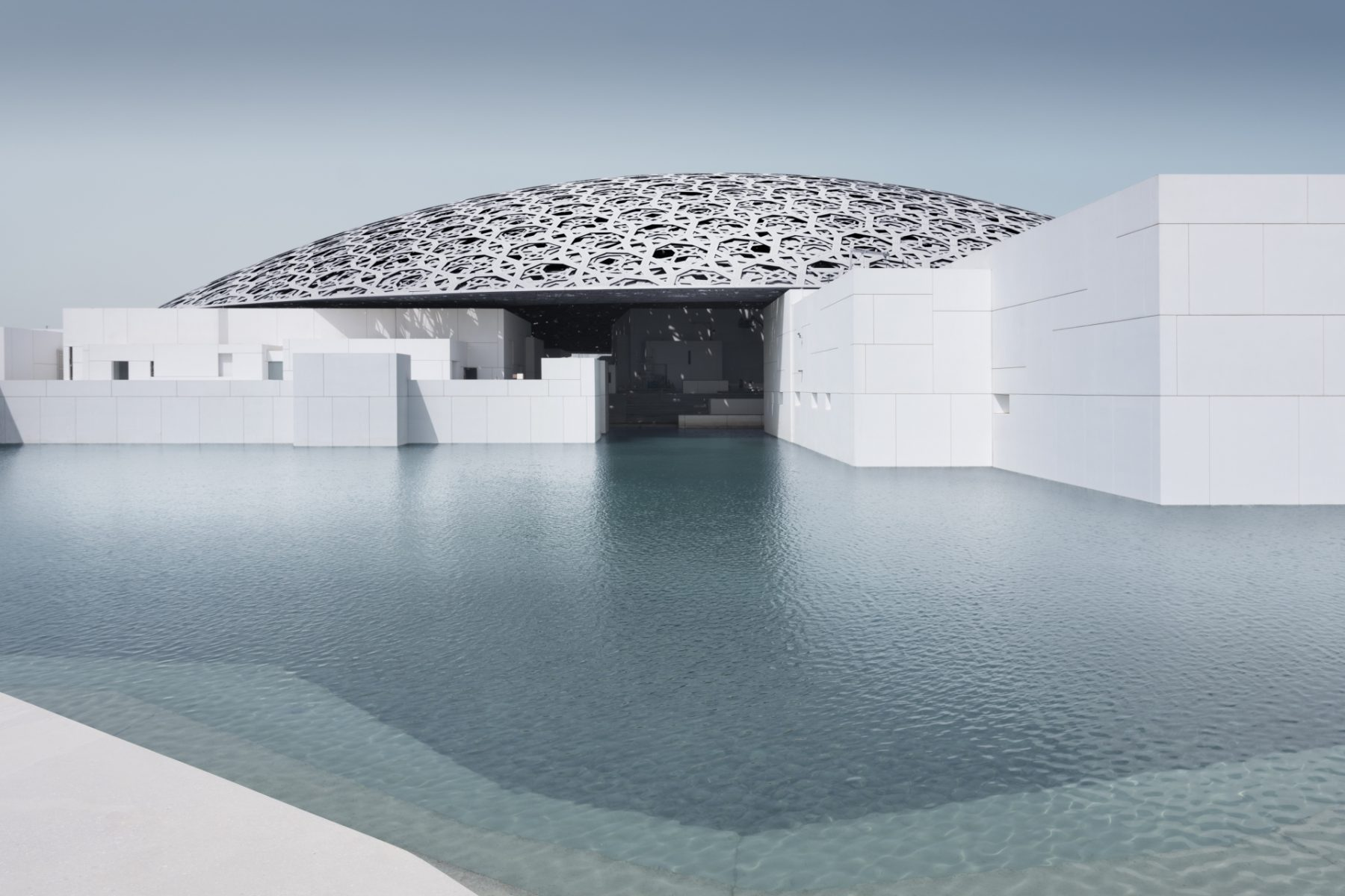 Louvre di Abu Dhabi, Photography Mohamed Somji (1)