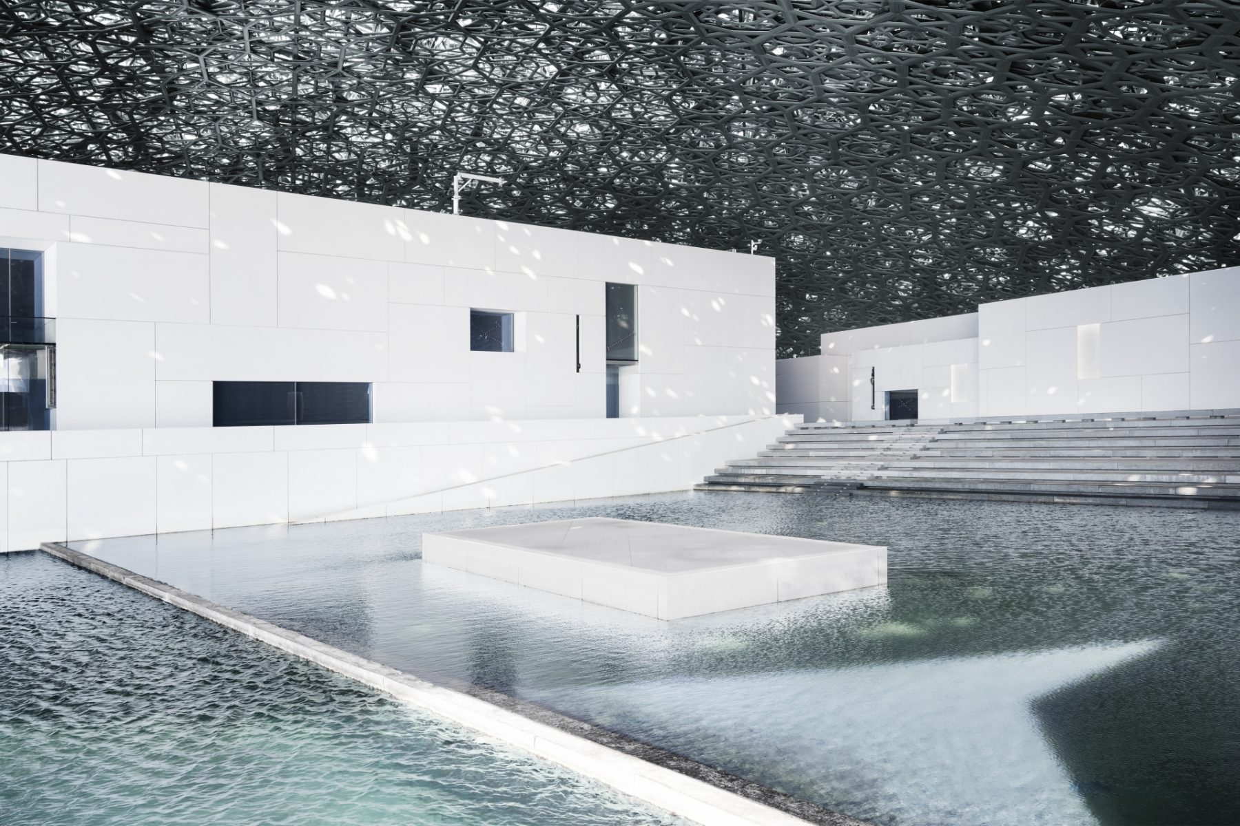 Louvre di Abu Dhabi, Photography Mohamed Somji (3)