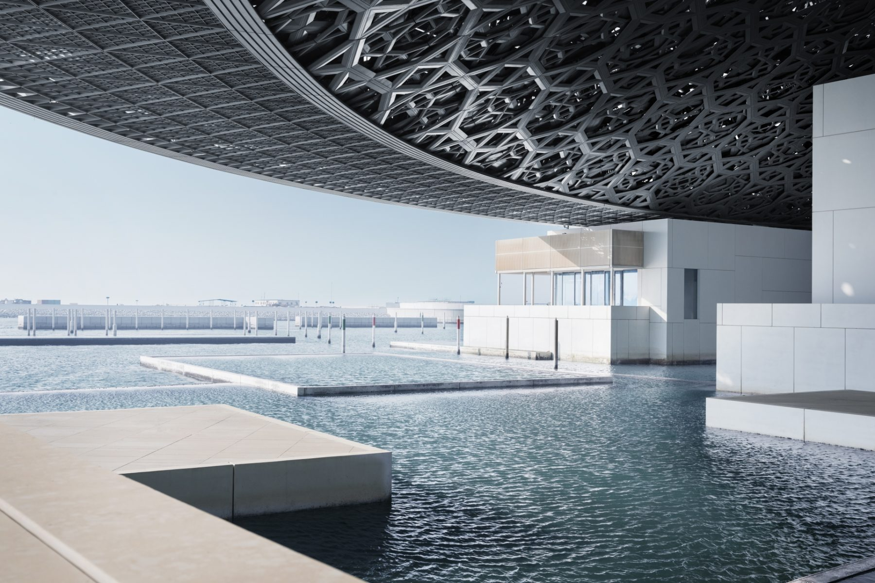 Louvre di Abu Dhabi, Photography Mohamed Somji (4)