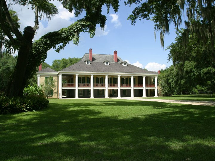 Piantagioni della Louisiana Destrehan Plantation